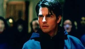 Hot Wallpaper: Tom Cruise Eyes Wide Shut Movie.