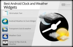 clock and weather widgets for android best android clock and weather widgets november 2013