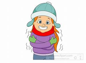 Snow clipart cold - Pencil and in color snow clipart cold