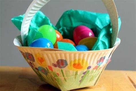 easter basket crafts  kids