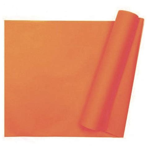 chemin de table orange chemin de table uni orange chemin de table mariage