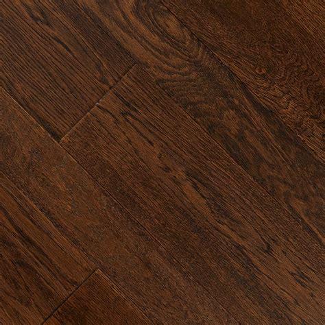 handscraped engineered wood flooring reviews home legend handscraped distressed montecito oak3 8 in x 3 1 2 in 6 1 2 in wx varying l