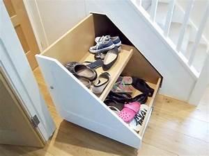 Rangement Chaussures Original : garde corps accueil design et mobilier ~ Teatrodelosmanantiales.com Idées de Décoration