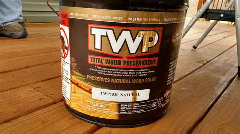 twp  series stain review  deck stain reviews ratings
