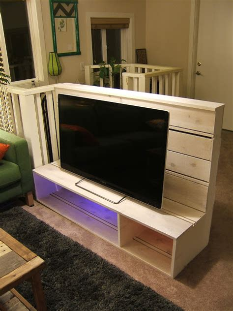 diy tv stands   build easily   weekend home