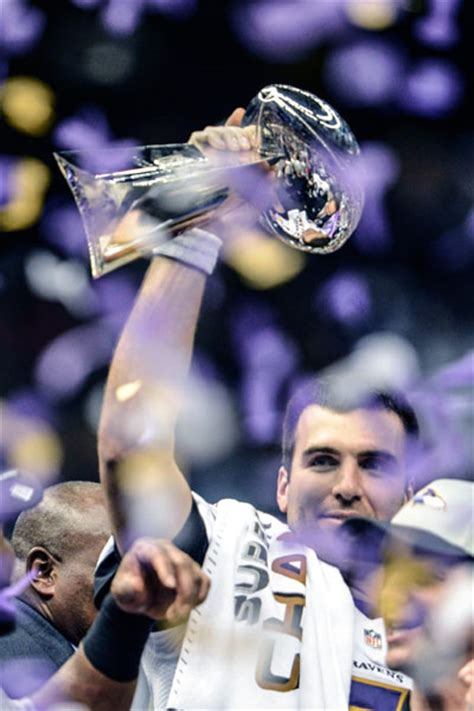 Ravens Quarterback Joe Flacco named Most Valuable Player ...