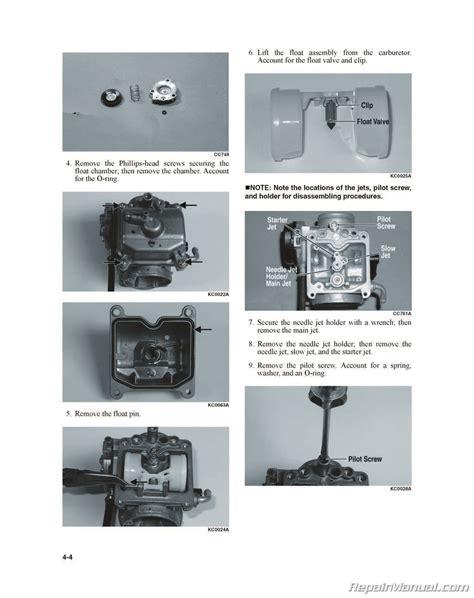 Kymco Mxu Atv Service Manual Printed Cyclepedia