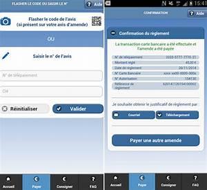 Payer Son Amende : s curit routi re une application pour payer ses amendes sur son t l phone portable ~ Medecine-chirurgie-esthetiques.com Avis de Voitures