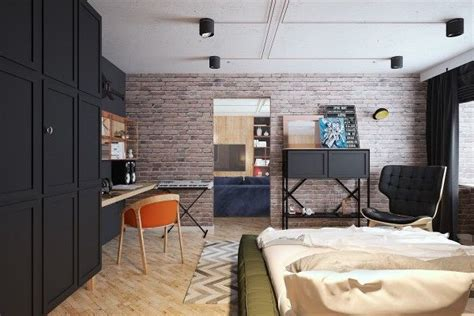 Exposed Brick Two Ways by 2867 Best Images About Bedroom Designs On