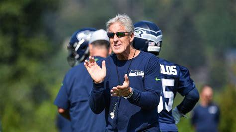 seahawks injury updates  pete carroll