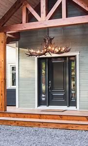 magnificent rustic home designs rustic steel door with