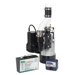Basement Sump Pump Systems