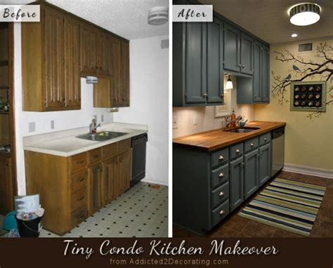 before after my kitchen finally finished