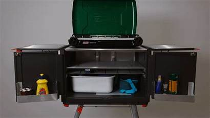 Camp Caddy Kitchen Portable Carrier Camping Outdoor