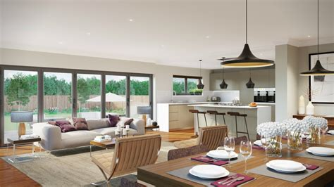 open plan kitchen living room ideas the pros and cons of open plan living chic living