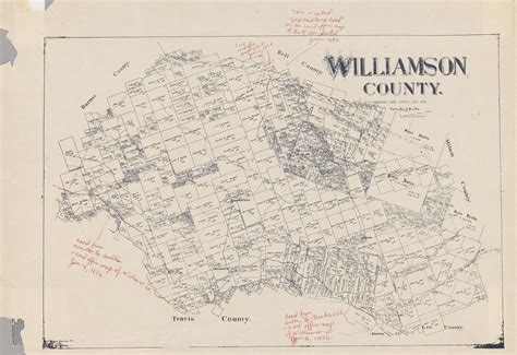 williamson county  portal  texas history
