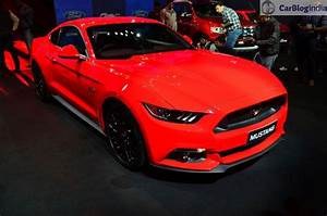 Ford Mustang Price in India, Specifications, Photos, Video