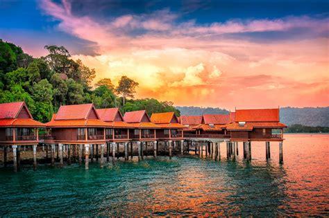 Chalets On Water Langkawi Island Malaysia Sumfinity