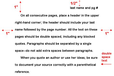 mla style citation format  college level research papers