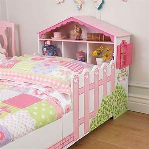 Lit Maison Enfant : lit pour enfant maison de poup e ~ Farleysfitness.com Idées de Décoration