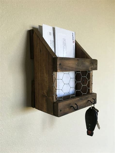 decorative key organizer wall 1000 ideas about mail and key holder on mail
