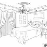 Coloring Drawing Clipart Detailed Sheets Colouring sketch template