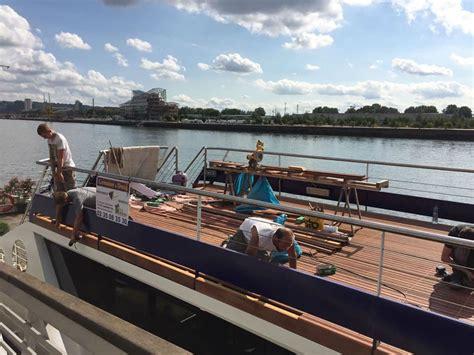siege social rouen terrasse sur le bateau quot la bodega quot lemoine dazy