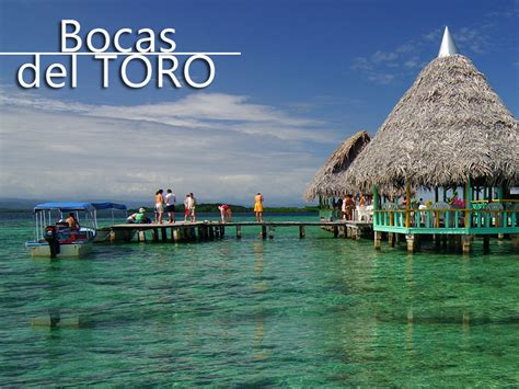 Caribe Shuttle Bocas Del Toro Travel