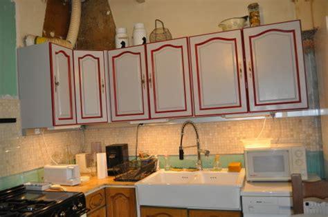 peinture pour meuble de cuisine en chene peinture de ma cuisine en chêne au coeur de