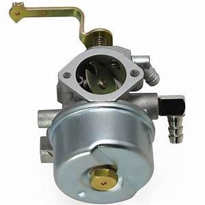 Carburetor Carbs For Tecumseh 640152a Hm80 Hm90 Hm100 8