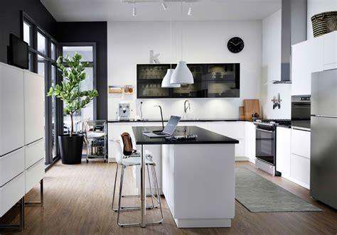 image cuisine blanche la cuisine et blanche plus contemporaine que jamais