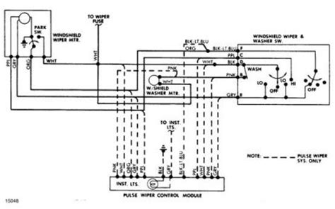 1979 Chevrolet Truck Wiper Wiring Diagram by 1983 Chevy S 10 Wiper Motor Electrical Problem 1983 Chevy