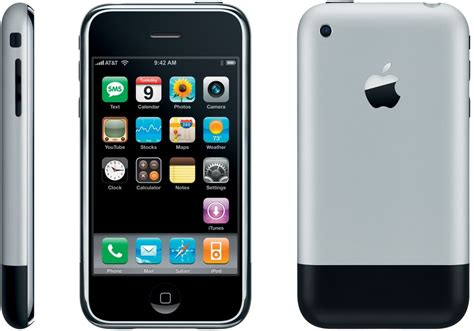 the iphone launched 8 years ago today