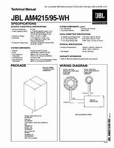 Jbl Am4215 95