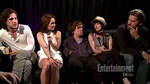 Kit Harington Emilia Clarke Entertainment Weekly | www ...