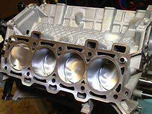 Ford Racing Now Shipping Upgraded Coyote Cylinder Block