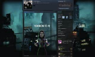 Animated Wallpaper Steam - glitch animated steam profile design by hollymollys on