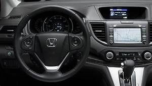 2013 Honda Cr-v Awd Ex-l Interior