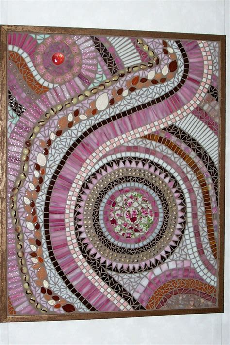 Neapolitan Stained Glass Mosaic Wall Art