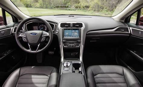 ford  ford fusion sport interior colors  ford
