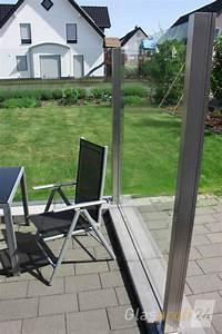 Windschutz Glas Terrasse : windschutz f r die terrasse glasprofi24 ~ Whattoseeinmadrid.com Haus und Dekorationen