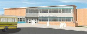 Architects present draft of Dumbarton Middle $27.5M ...