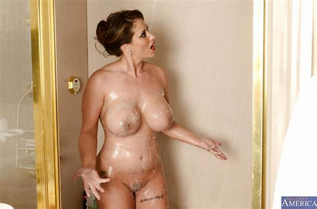 #Seduced #By #A #Cougar #Eva #Notty #Excellent #Shower #Section #Sex