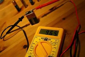 Comment Mesurer Amperage Avec Multimetre : comment tester des piles avec un multim tre blog ~ Premium-room.com Idées de Décoration