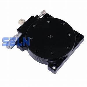 Rs60l R Axis Rotary Sliding Stage High Precision