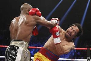 Manny Pacquiao blames Floyd Mayweather defeat on shoulder ...