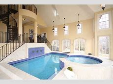 homes with indoor pools Home Design And Decor