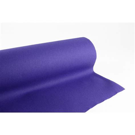 nappe en papier jetable non tiss 233 1 20 m x 40m violet