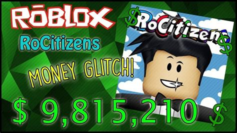 fast money  rocitizens roblox  hack