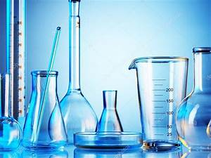 Laboratory glassware — Stock Photo © Irochka #34848519